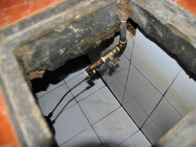 Bể nước ngầm nên đặt ở đâu