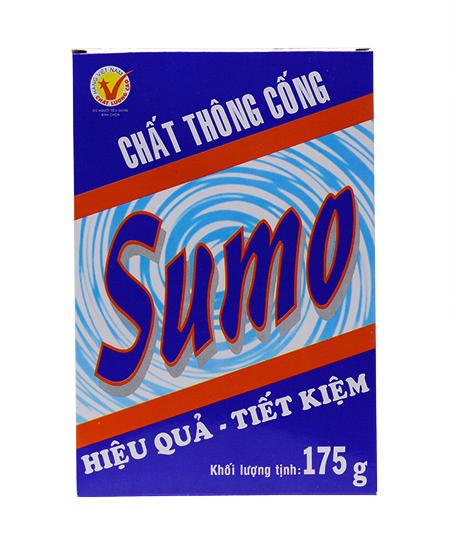 Bột thông bồn cầu Sumo