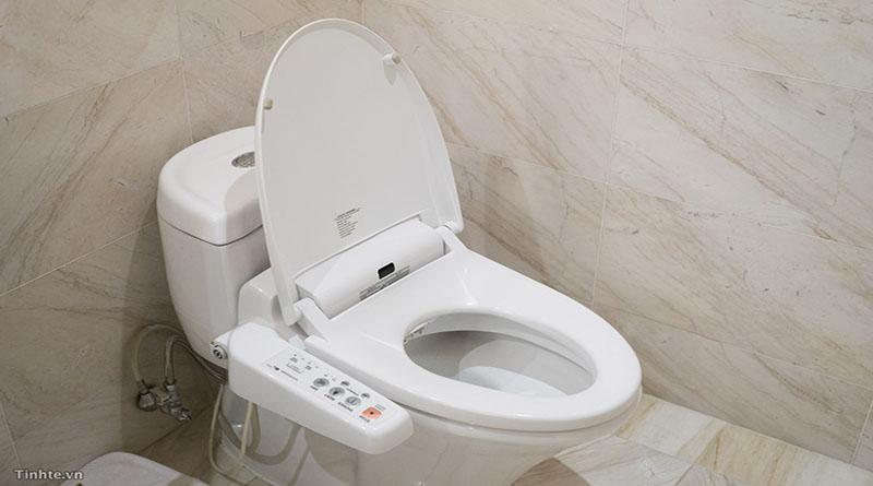 Cách tháo lắp bồn cầu nhà vệ sinh