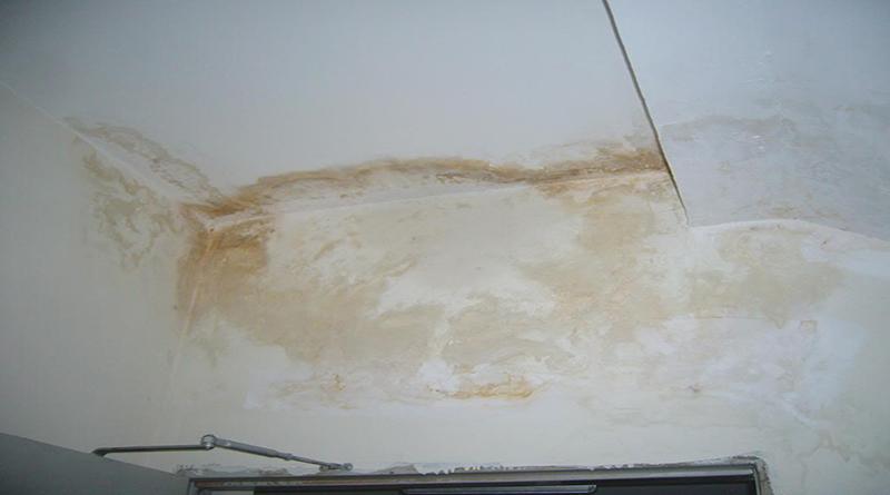 Chống thấm dột trần nhà vệ sinh