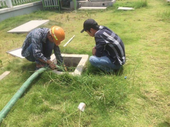 Dịch vụ hút bể phốt tại Giải Phóng