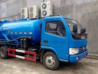Dịch vụ hút bể phốt tại Tuyên Quang