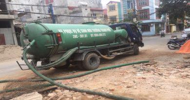 Hút bể phốt tại bến xe Yên Nghĩa nhanh – sạch – 0987.202.555