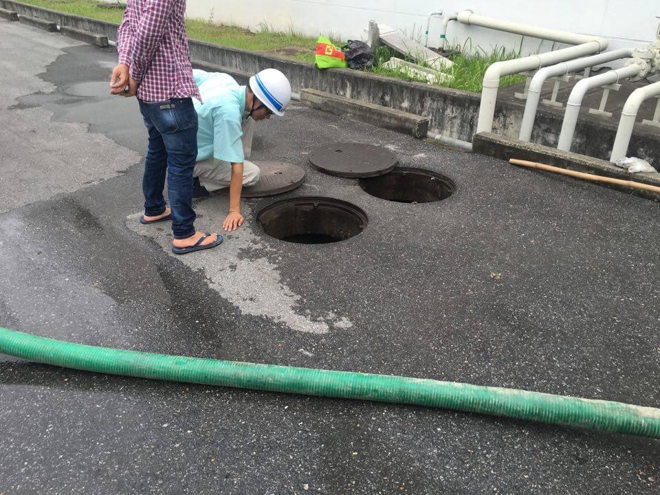 Dịch vụ hút bể phốt tại phường Biên Giang