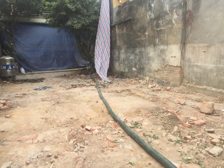 Dịch vụ hút bể phốt tạin phố chùa Láng