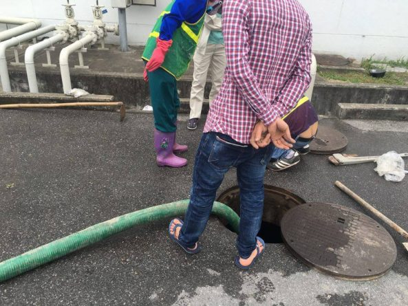 Dịch vụ thông hút bể phốt tại Hải Dương