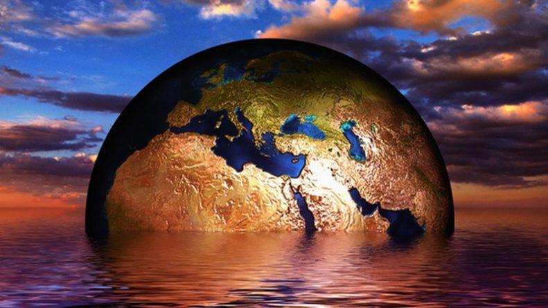 Biến đổi khí hậu do tác động từ hiệu ứng nhà kính