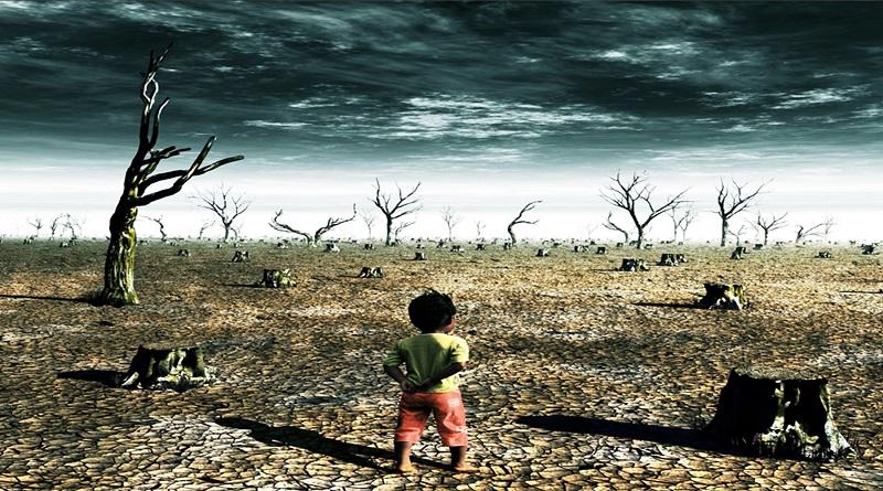 Biểu hiện của biến đổi khí hậu toàn cầu - Hạn hán