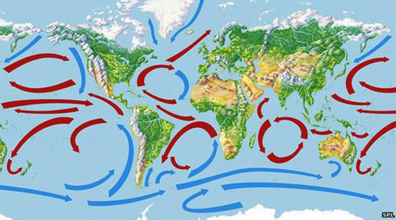 Các dòng hải lưu