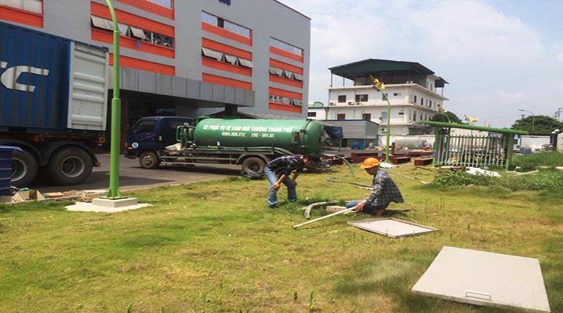 Dịch vụ hút bể phốt giá rẻ tại tỉnh Sơn La
