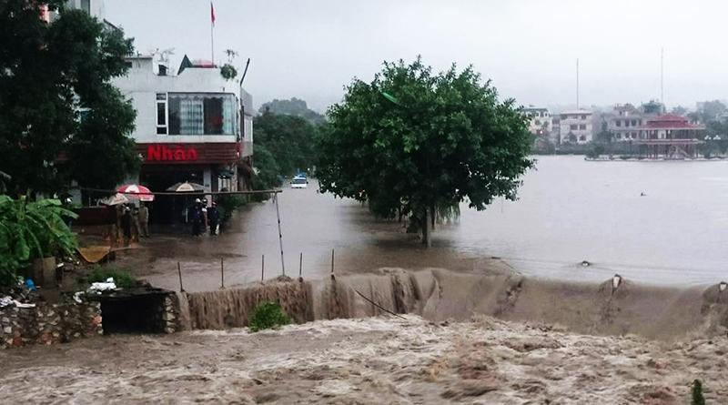 Hậu quả của biến đổi môi trường gây thiệt hại đến cơ sở hạ tầng