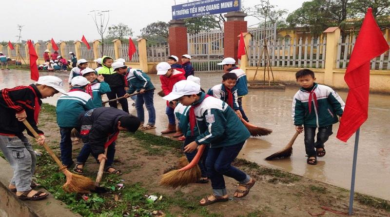 Học sinh cần làm gì để bảo vệ môi trường?
