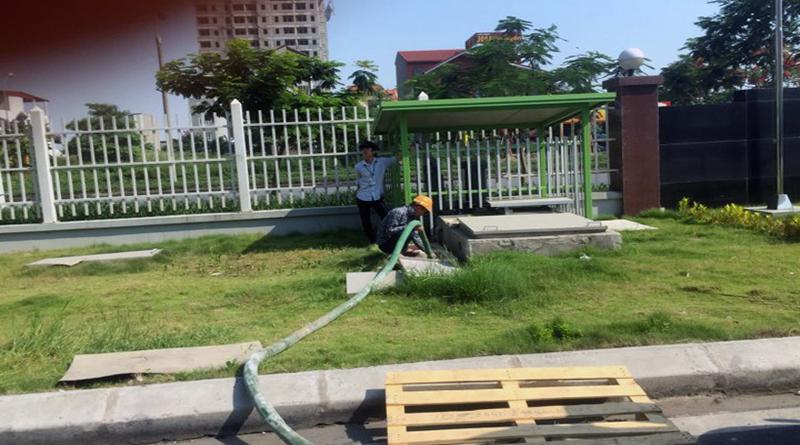 Dịch vụ hút bể phốt tại tỉnh Lào Cai giá rẻ