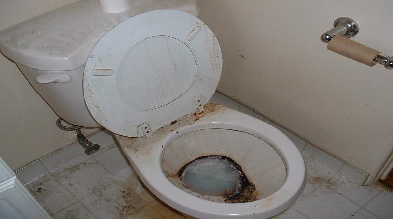 Đơn vị không chuyên thường khử mùi hôi nhà vệ sinh không triệt để