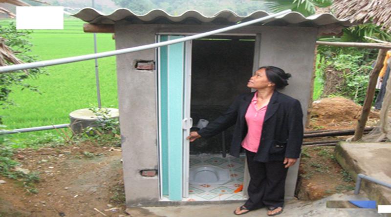 Mẫu nhà vệ sinh tự hoại giá rẻ