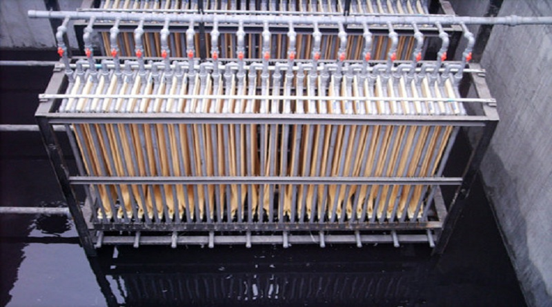 Màng lọc Mbr trong xử lý nước thải