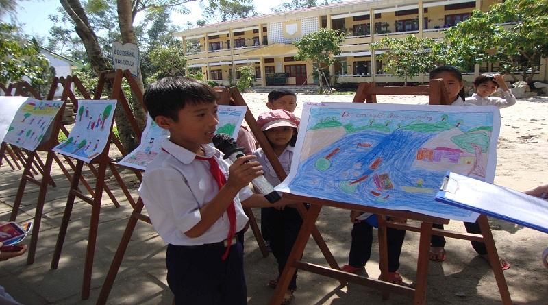 Những việc làm bảo vệ môi trường của học sinh, sinh viên