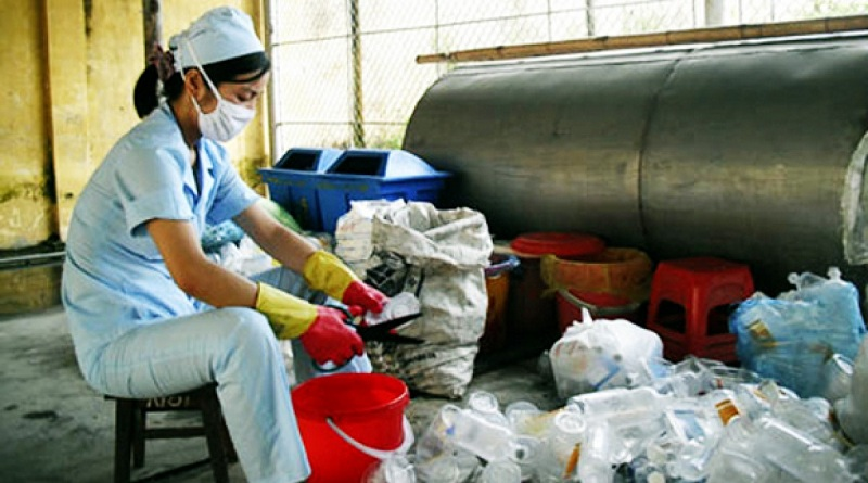 Quy chế quản lý chất thải y tế mới nhất