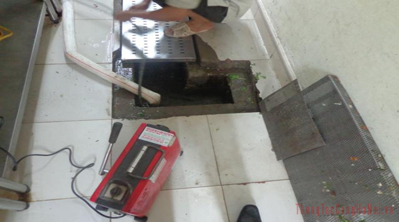 Thông tắc bồn cầu tại Thanh Oai