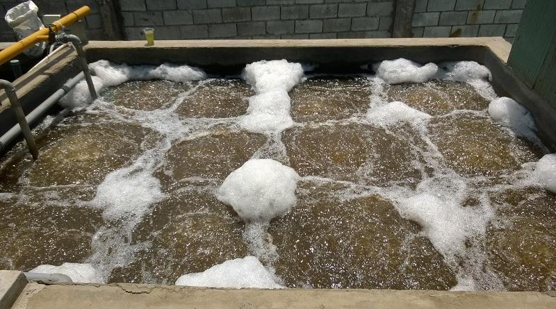 Xử lý mùi hôi của nước thải hiệu quả