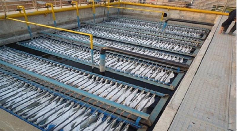 Xử lý nước thải bằng màng Mbr có thể áp dụng cho cả bể kị khí và bể hiếu khí