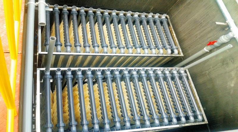 Xử lý nước thải bằng MBR