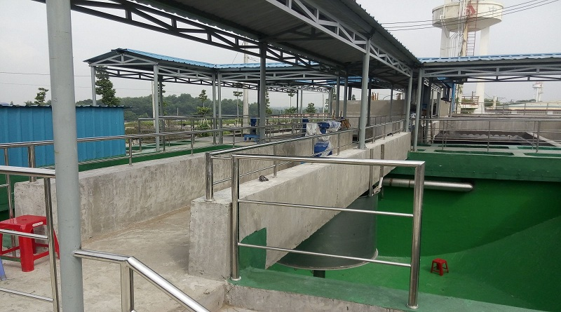 Xử lý nước thải bằng UASB